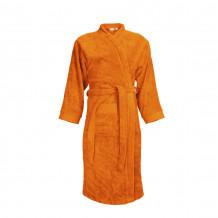 The One Classic Badjas zonder capuchon 340 gram Oranje