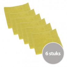 Clarysse Voordeelpakket Keukendoek Groen 6 stuks