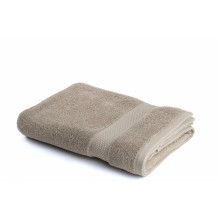 Seashell Handdoek Taupe