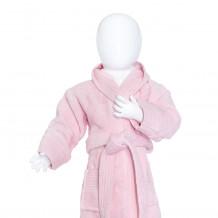 The One Baby Badjas 450 gram Licht Roze